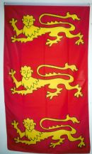 KING RICHARD 1ST - 5 X 3 FLAG